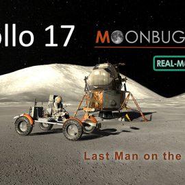 Apollo 17 – Moonbuggy VR